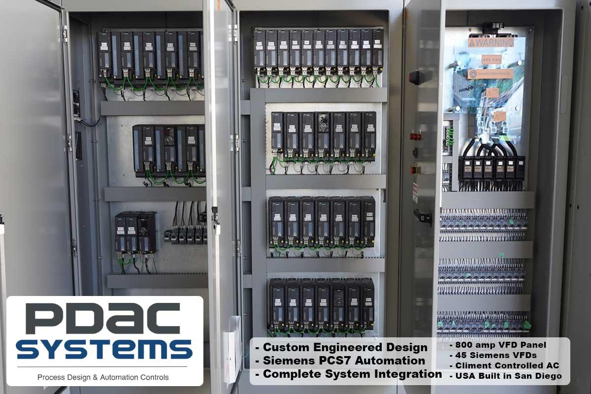 vfd-controller-siemens-pcs7-automation-custom-design